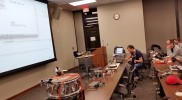 EMMI musical robotics workshop @ NIME 2015